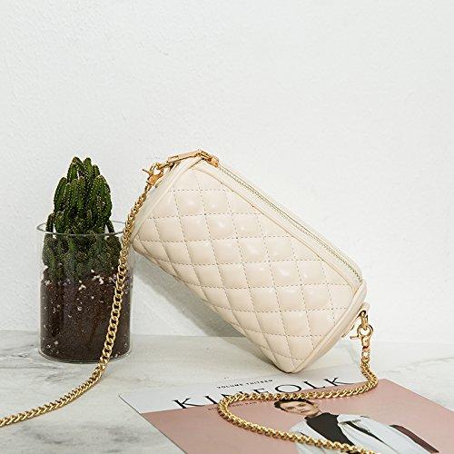 Sac Femme INS Riz Mini ZHANGJIA Summer Mini Blanc T7tHHq