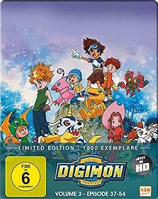 Digimon Adventure - Staffel 1, Volume 3: Episode 37-54: Amazon.es: Kakudou, Hiroyuki: Libros en idiomas extranjeros