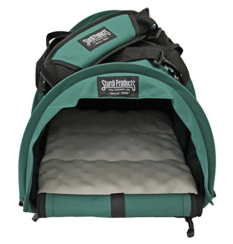 Sturdi Products SturdiBag Large Pet Carrier, Evergreen by Sturdi Products