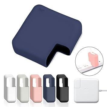 JRCMAX MacBook Funda protectora del cargador, Estuche ...