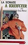 La sonate a kreutzer par Tolstoï