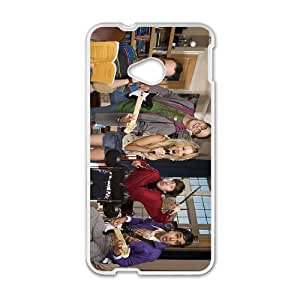 HTC One M7 Phone Cases White The Big Bang Theory MN3403281
