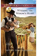 Winning the Widow's Heart (Prairie Courtships Book 1) Kindle Edition