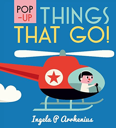 Pop-up Things That Go! ()