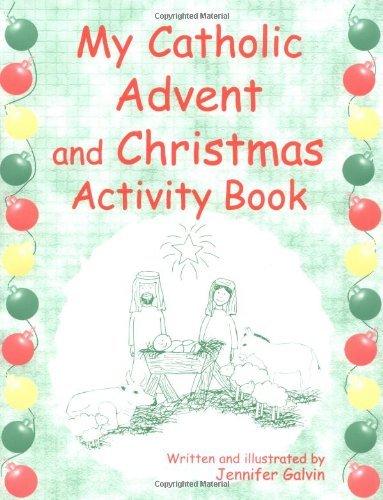 Download My Catholic Advent and Christmas Activity Book ebook