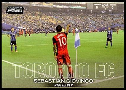 d8276a9bb Amazon.com  2018 Topps MLS  100 Sebastian Giovinco  Collectibles ...