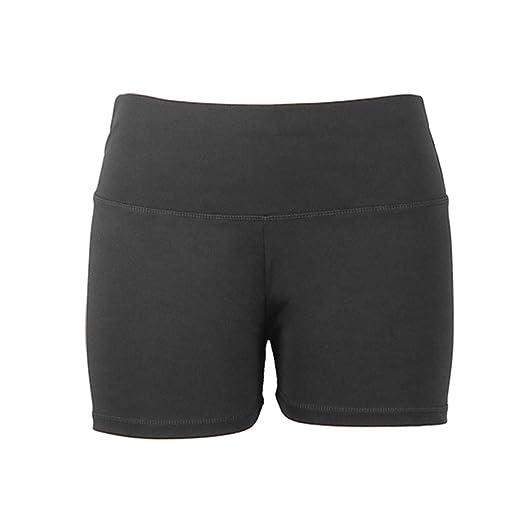 Women Gym Sport Shorts Booty Scrunch Leggings Butt Lift ...