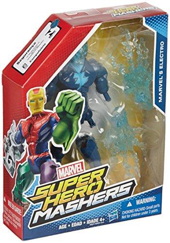 Marvel Super Hero Mashers Electro 6