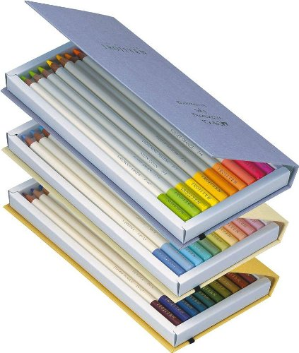 red Pencils, Seascape, 30-Pack (Scrapbooking Pencils)
