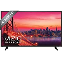 VIZIO SmartCast E-Series E50u-D2 50 4K Ultra HD 2160p 120Hz LED Smart Home Theater Display (4K x 2K), DTS Studio Sound, Built in WiFi 3840 x 2160 Ultra HD resolution