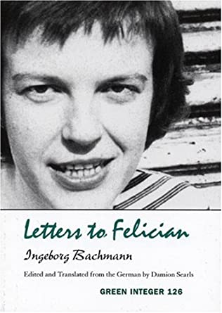 book cover of Letters to Felician