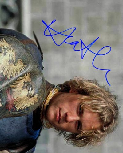 - Heath Ledger Horizontal Autographed Preprint Signed Photo