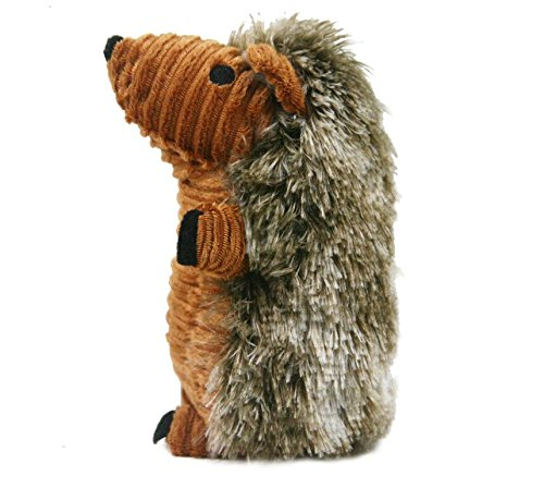 FORE Dog Squeak Plush Toy For Dog Color Brown (Fore Plush)
