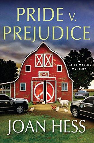 Pride v. Prejudice: A Claire Malloy Mystery (Claire Malloy Mysteries)
