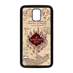 Custom High Quality WUCHAOGUI Phone case The Marauders Map - Harry Potter Protective Case For Samsung Galaxy S5 - Case-19