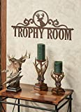 Touch Of Class Metal Occasions Personalized Wall Art Sign Deer
