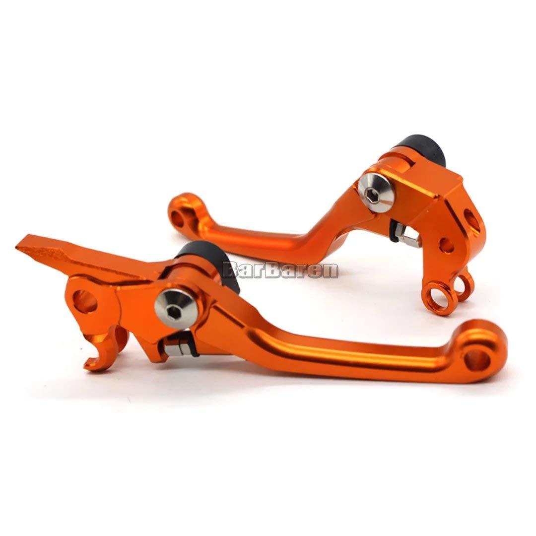 Juego de palanca de freno y de embrague para Dirt Bike Para KTM SX//SXC//EXC 125//144//200//250 Enduro 690