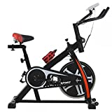 NEW Black, Bicycle Cycling Fitness Exercise Stationary Bike Review and Comparison