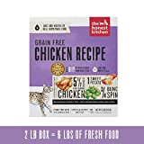 Honest Kitchen Grain Free Chicken Cat Food Recipe 2 lb Box - Prowl