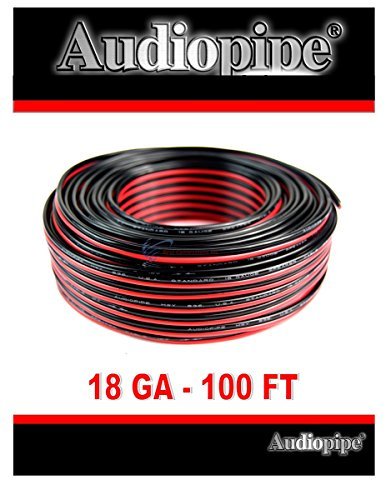Audiopipe Gauge Black Conductor Speaker product image
