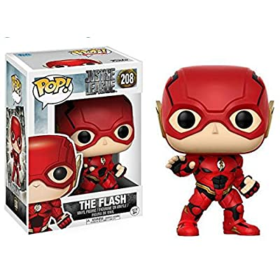 Amandy Funko DC Comics Pop Le Flash Justice League film vinyle jouet