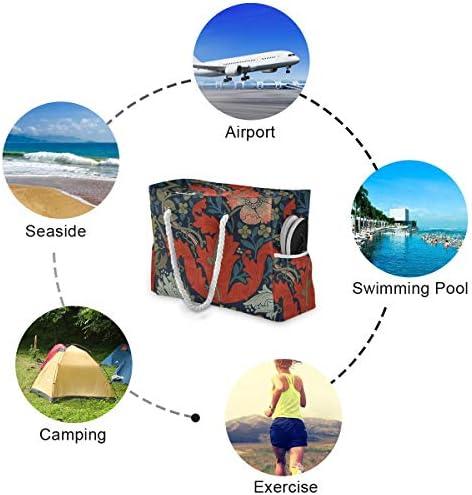 MORITAビーチバッグ プールバッグ トート 大容量 おしゃれ レディース 女の子 レジャー 大きい 大き目 でかい 水着 温泉 旅行 ポーチ 整理 コンプトン
