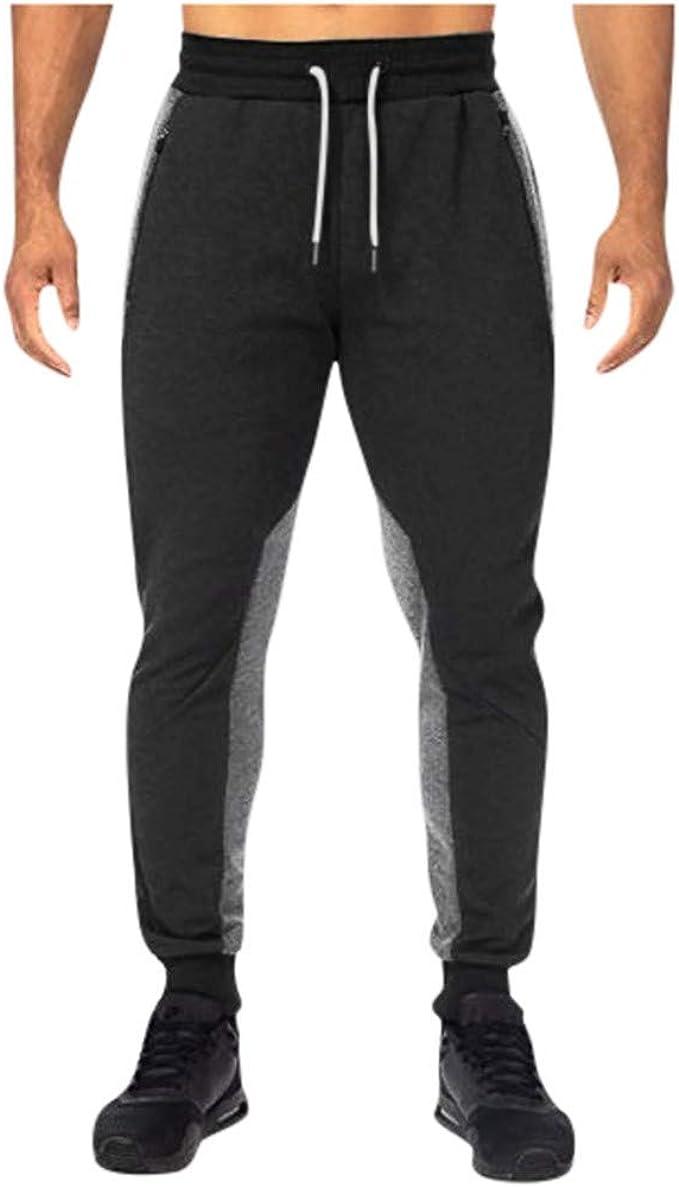 NUSGEAR Pantalones Hombre Pantalones Casuales Moda ...