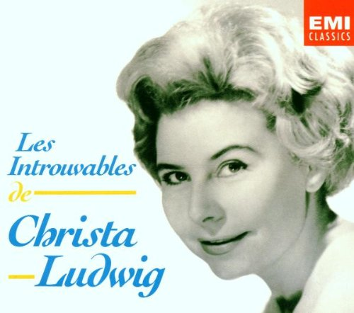 Christa Ludwig - Les Introuvables by Brahms / Mahler / Ludwig (Image #2)