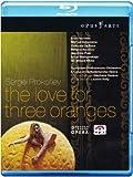 Prokofiev: The Love for Three Oranges [Blu-ray]