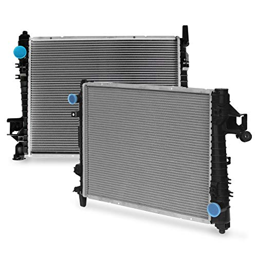 CU2813 Radiator Replacement for Dodge Ram 1500 2500 3500 2004 2005 2006 2007 2008 2009 V8 5.7L