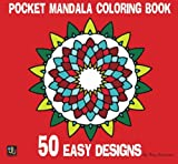 img - for Pocket Mandalas Coloring Book: 50 Easy Designs book / textbook / text book