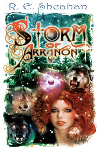 Book: Storm Of Arranon by R E Sheahan