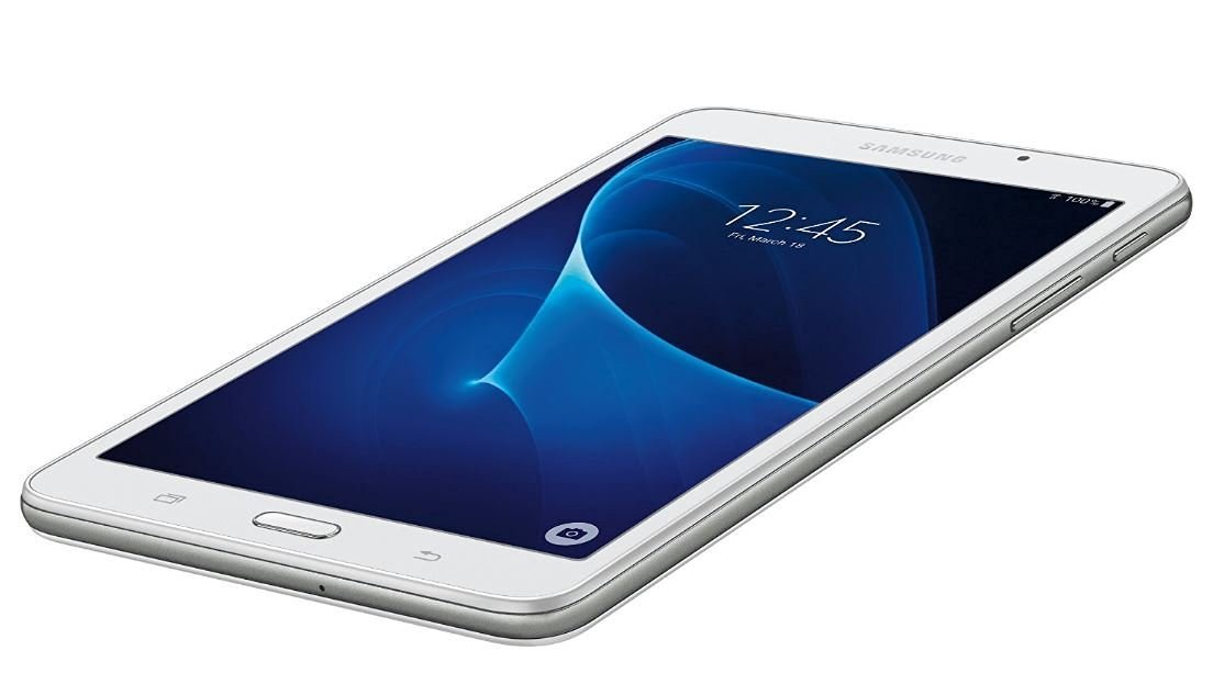 Samsung Galaxy Tab A 7'' Inch Tablet (16GB White Wi-Fi) SM-T280 - International Version (Bigger Internal Storage than US Version)