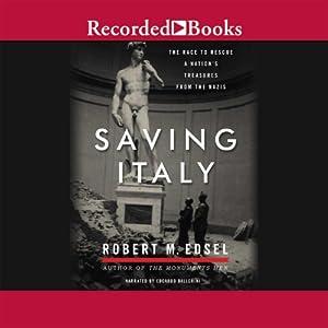 Saving Italy Audiobook