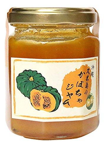 Pumpkin jam 140g of Okinawa Prefecture Kume 80 Mm Pumpkins
