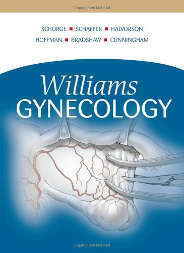 Williams Gynecology by John O Schorge (2008-05-01)