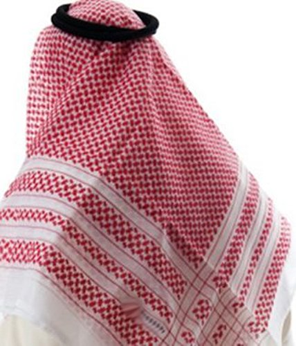 Shemagh Authentic Cottton Palestine Arafat product image