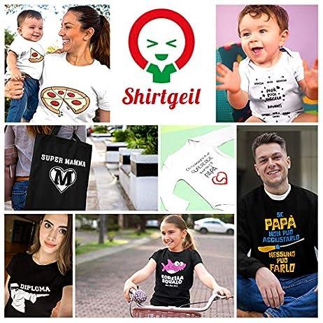 Shirtgeil Regalo – Chi ha Bisogno Un Supereroe Quando c'è papà Body Neonato Manica Corta Abbigliamento 5