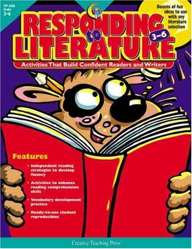 Responding to Literature Grades 3-6: Activities That Build Confident Readers and Writers Text fb2 ebook