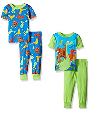 Baby-Boys Arlo and Dinos 2 For Set