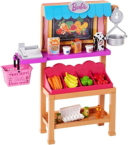 Doll Set Andy (Barbie Grocery Playset)