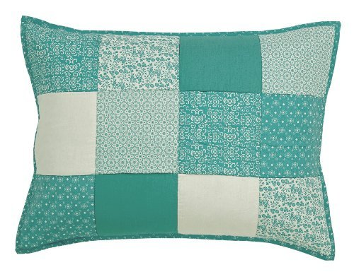 Each Quilted Sham (Sea Glass Standard Sham 21x27