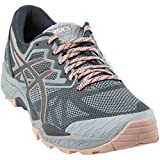 Best  - ASICS Women's Gel-Fujitrabuco 6 Running-Shoes, Mid Grey/Carbon/Evening Sand Review