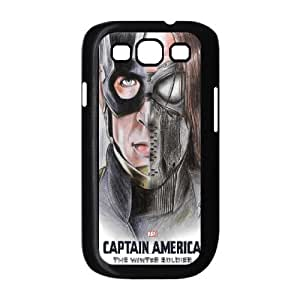 TV shows Captain America posters phone Case Cove For Samsung Galaxy S3 XXM9938641