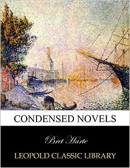 Book Condensed novels