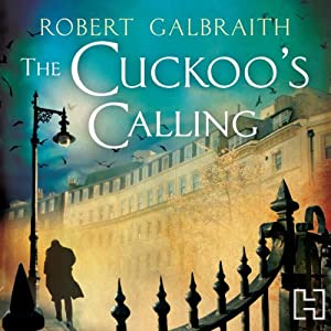 The Cuckoo's Calling Hörbuch