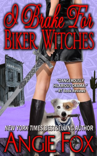 I Brake for Biker Witches (Biker Witches Short Story) (Biker Witches Mystery)]()