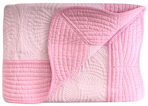 Lightweight-All-Weather-Embossed-Detail-Cotton-Quilt-For-Babies-and-Toddlers