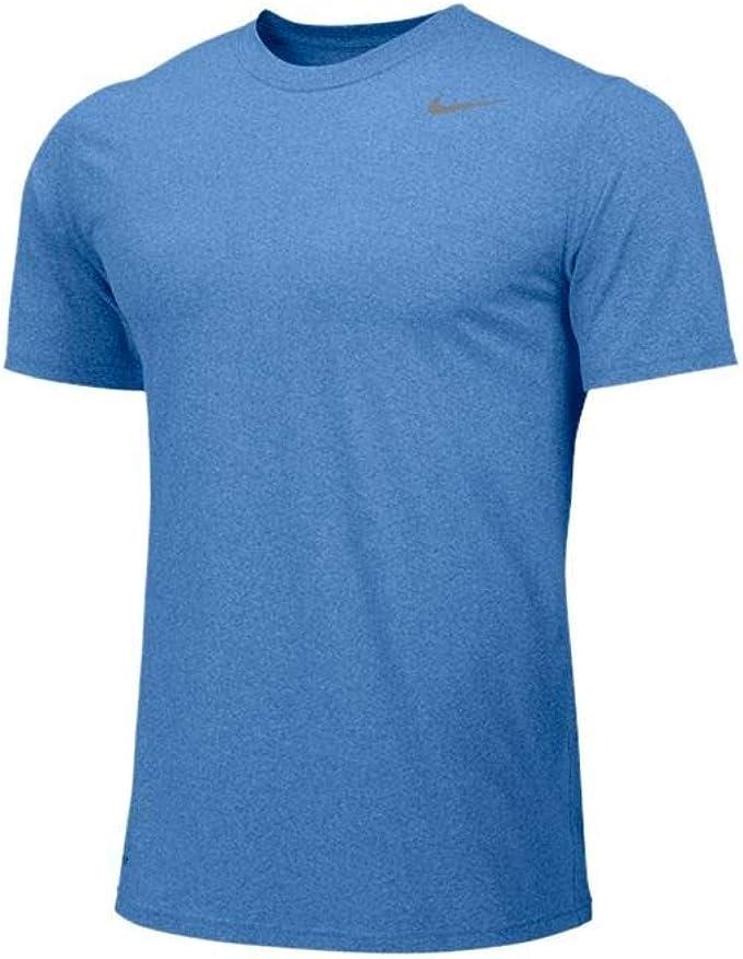 Medium Large NWT Nike Men/'s Dri-Fit Short Sleeve Crew Neck T-Shirt Blue Small