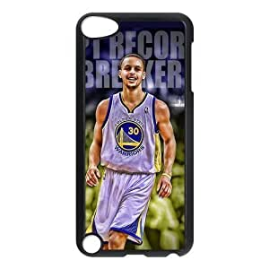 Custom Stephen Curry Basketball Series Case for ipod Touch 5 JNIPOD5-1160